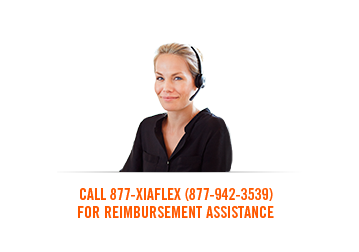 Call 877-XIAFLEX (877-942-3539) for reimbursement assistance